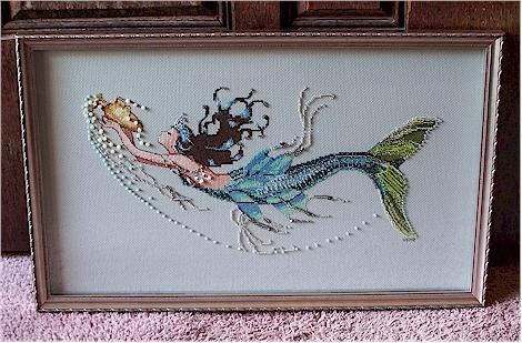 Mediterannean Mermaid back from the Framer (1/5)