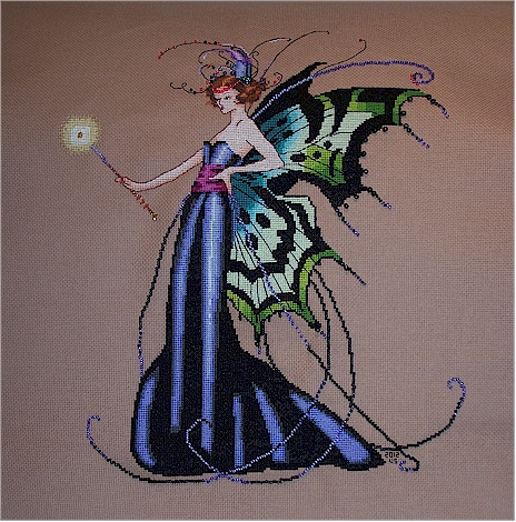 august fairy finished