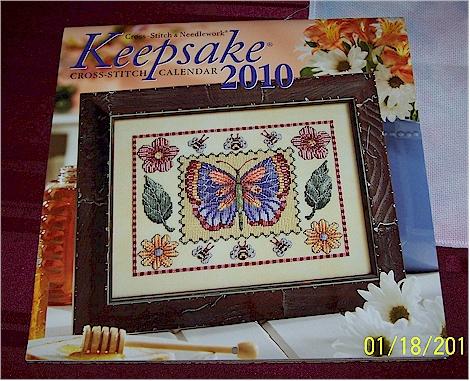 2010 Keepsake Calendar