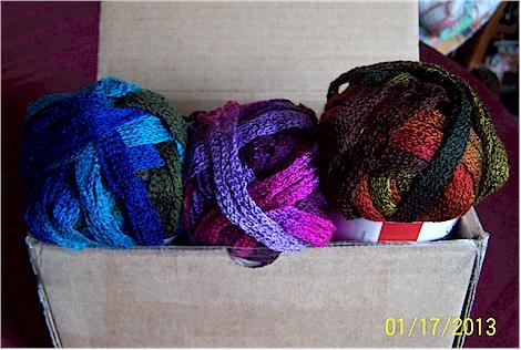 luscious yarns