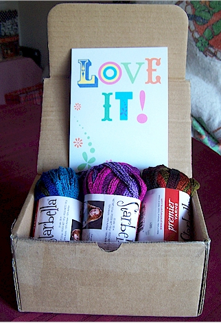 Yarn Gift