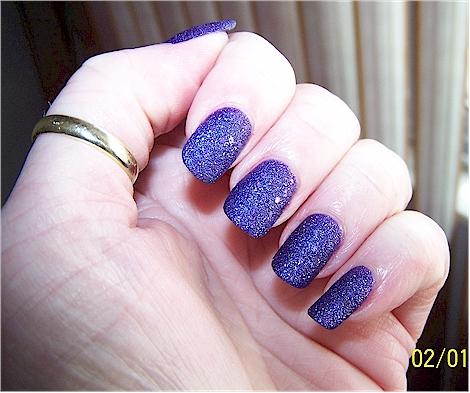 liquid sand nails