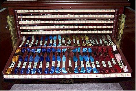 dmc drawer