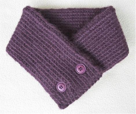 Pidge scarf