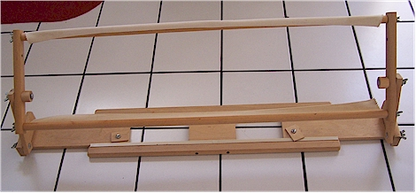 Table Top scroll frame