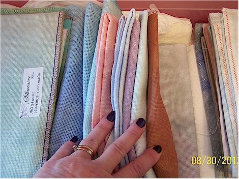Silkweaver fabrics