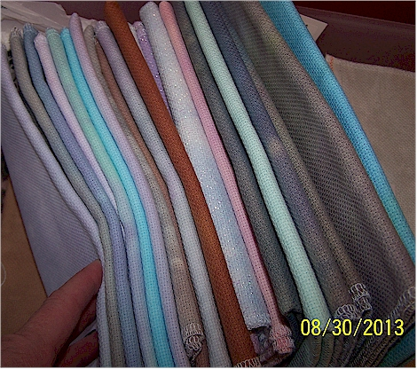 some of stephanies fabrics