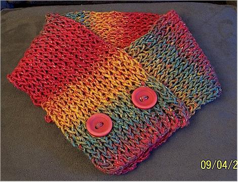 pidge scarf in Kudo