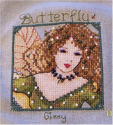 Butterfly Fairy on Rachel's RR