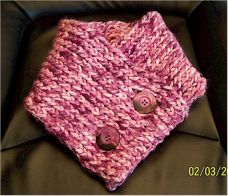 Pink and Plum Pidge for Karen