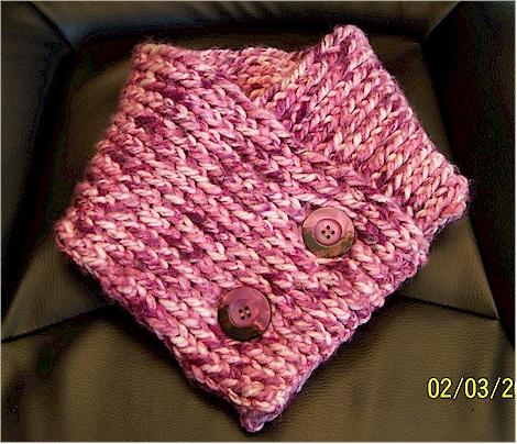 Pink and Plum Pidge for Karen