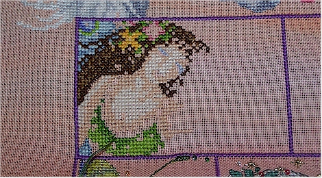 Progress on Spring Garden Fariy
