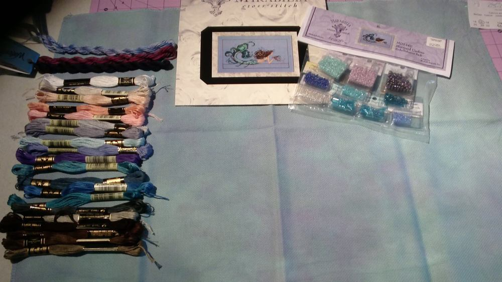 My Next Project and More Stash! (1/5)