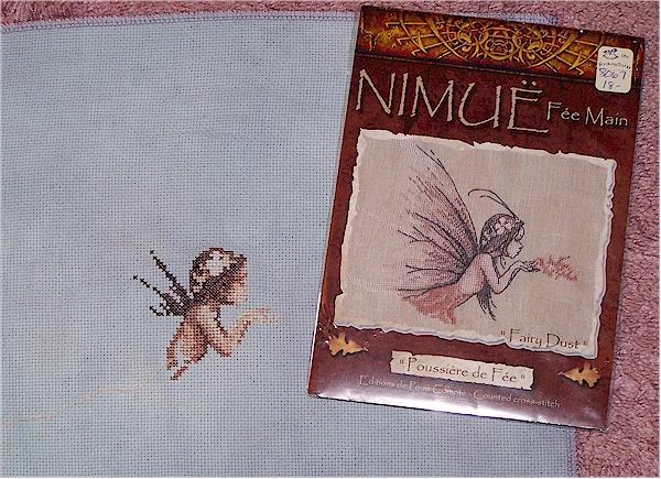 Nimue Fairy