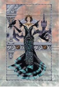 Raven Queen on Twixt N Tween