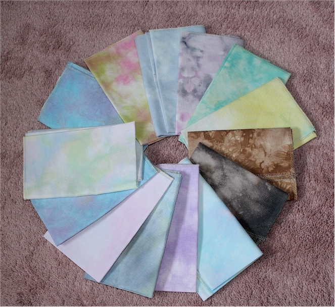 wheel of FDF fabrics