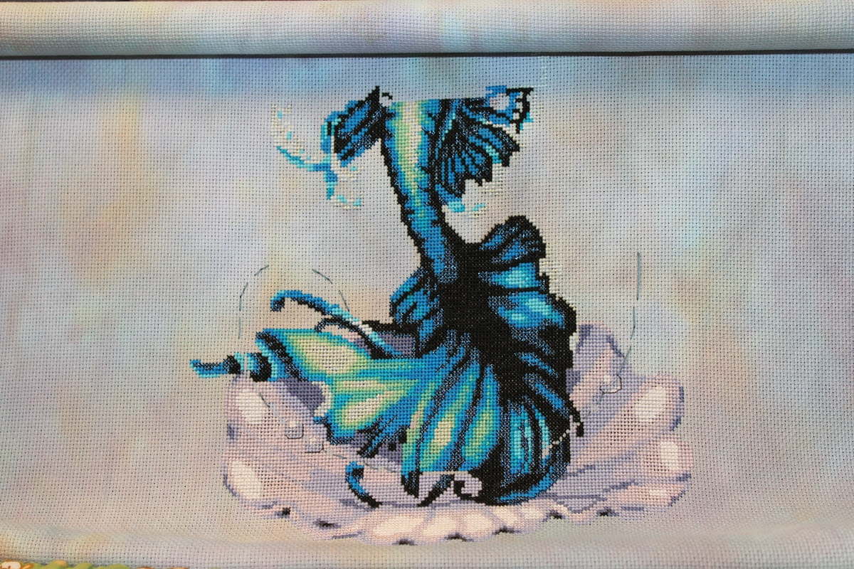 Mermaid Progress