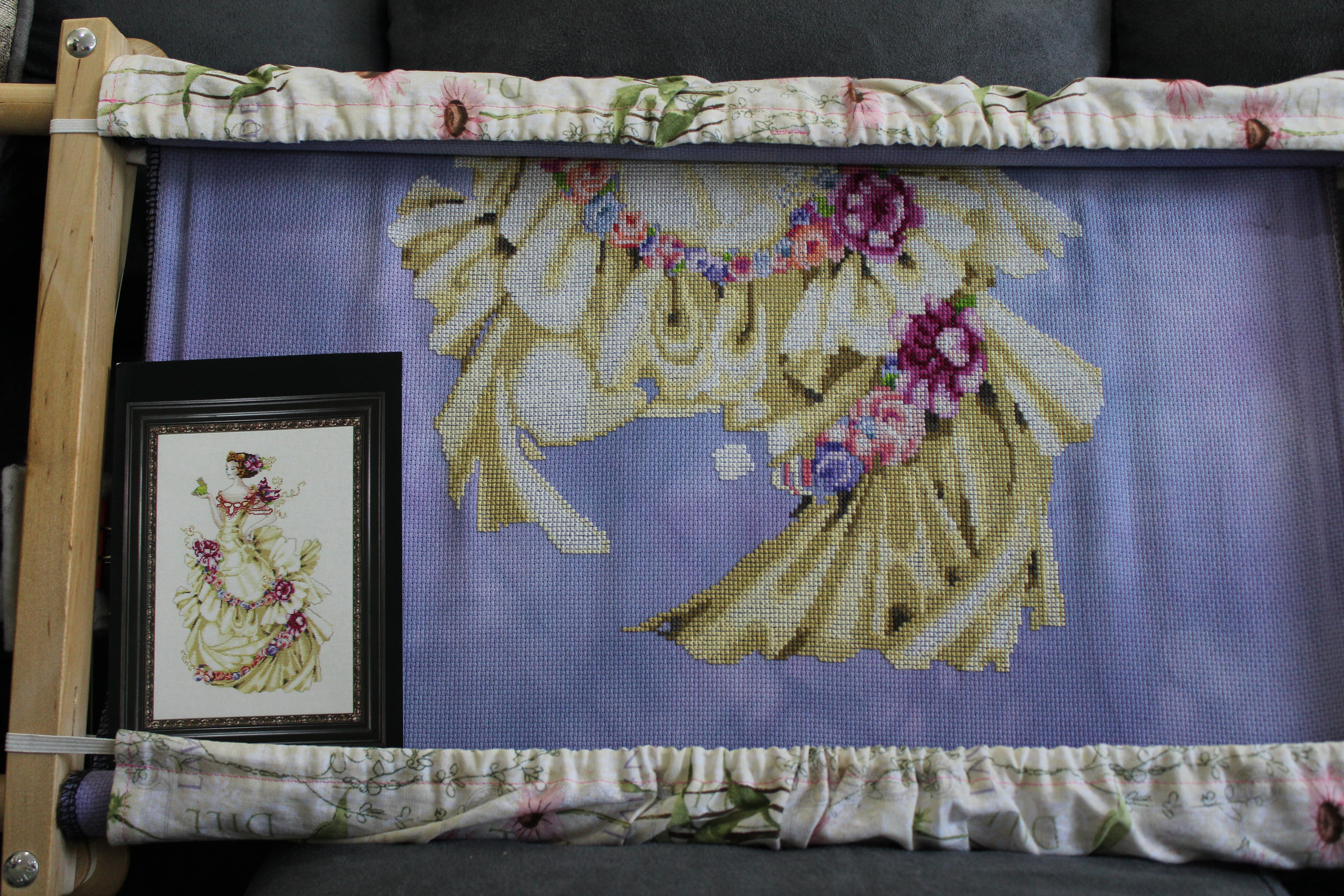 So Many Projects! Crochet · Cross Stitch ...