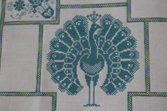 peacock sampler 2
