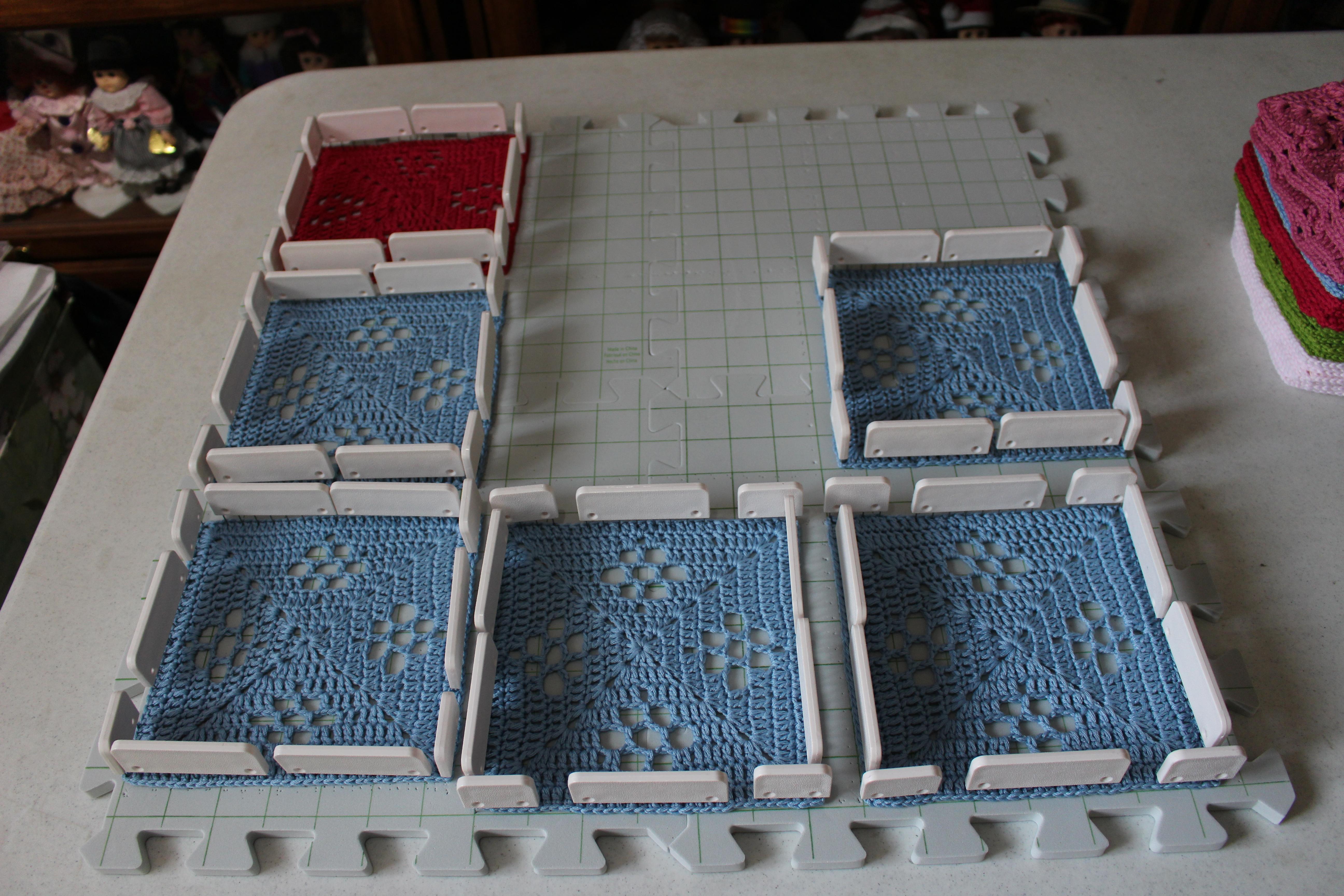 blocking squares