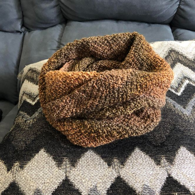 Wilma cowl complete