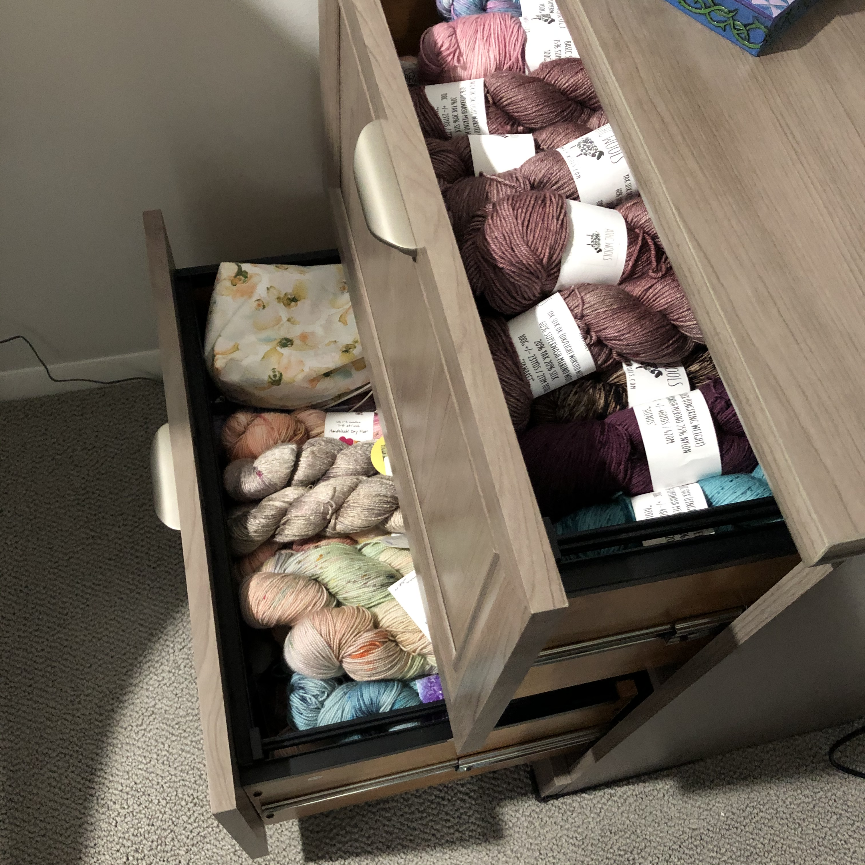 yarn files